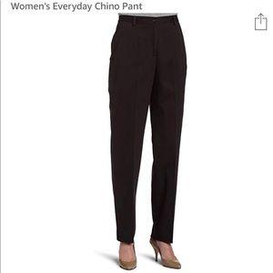 Pendleton Women's Black Chino Pant